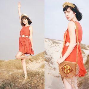 {Samantha Pleet} Tabernacle Sunshine Dunes Dress